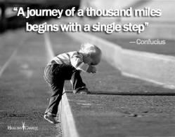 journey step